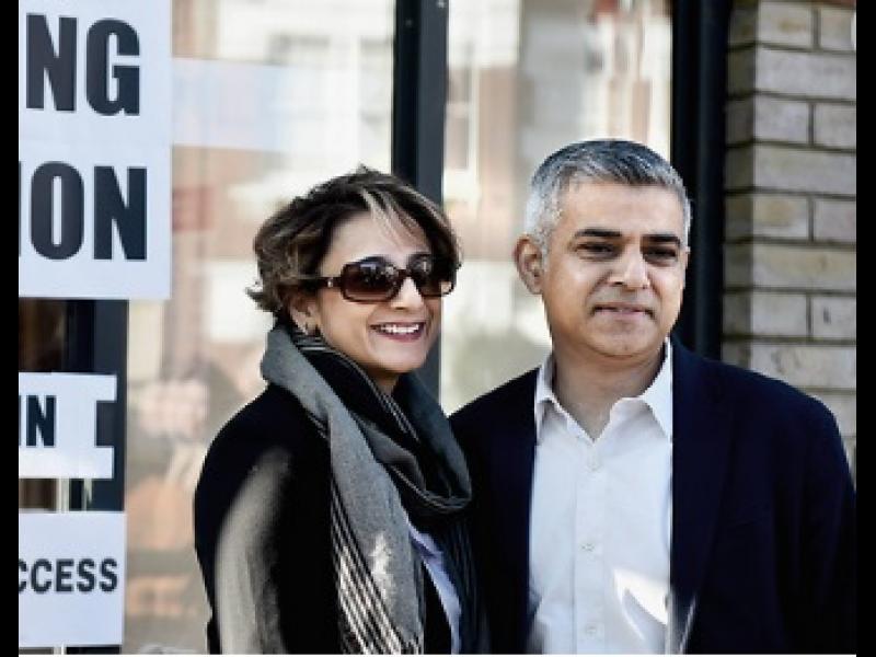 Мюсюлманин става кмет на Лондон - картинка 1