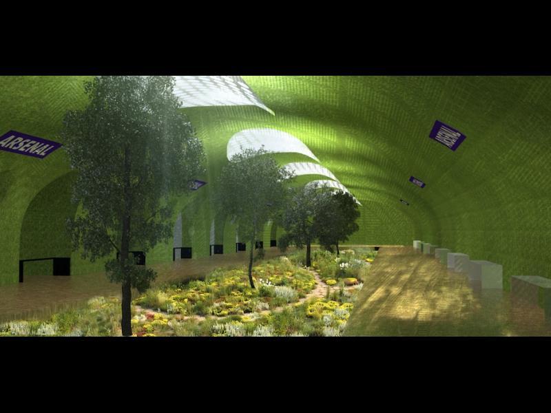 /СНИМКИ/ Чудеса и красота в изоставеното парижко метро