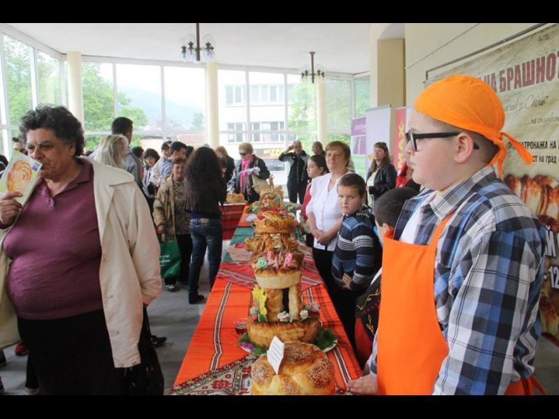 Италиански шеф готвач оцени питките на Фестивала на брашното - картинка 7