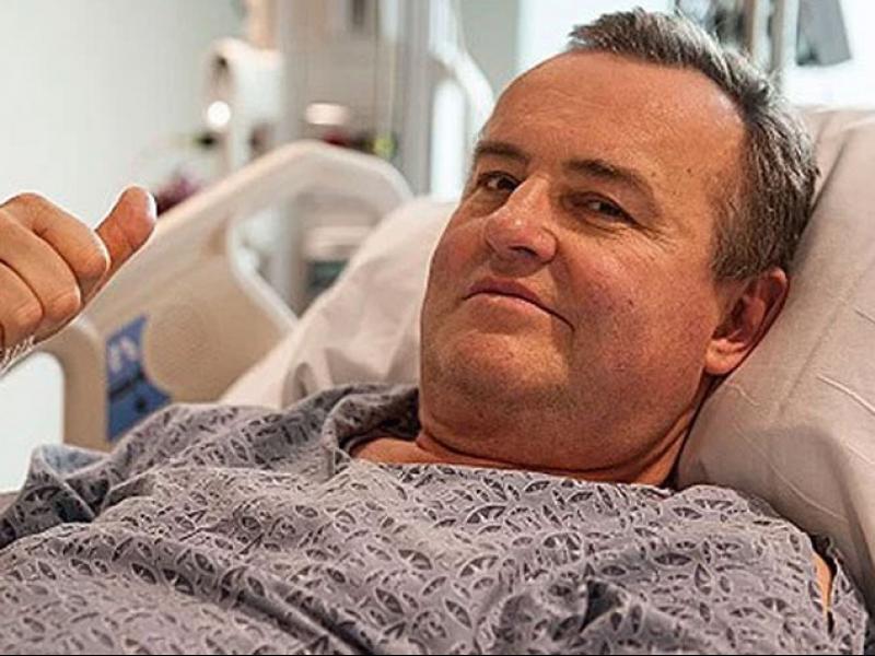 Първа трансплантация на пенис в САЩ - картинка 1