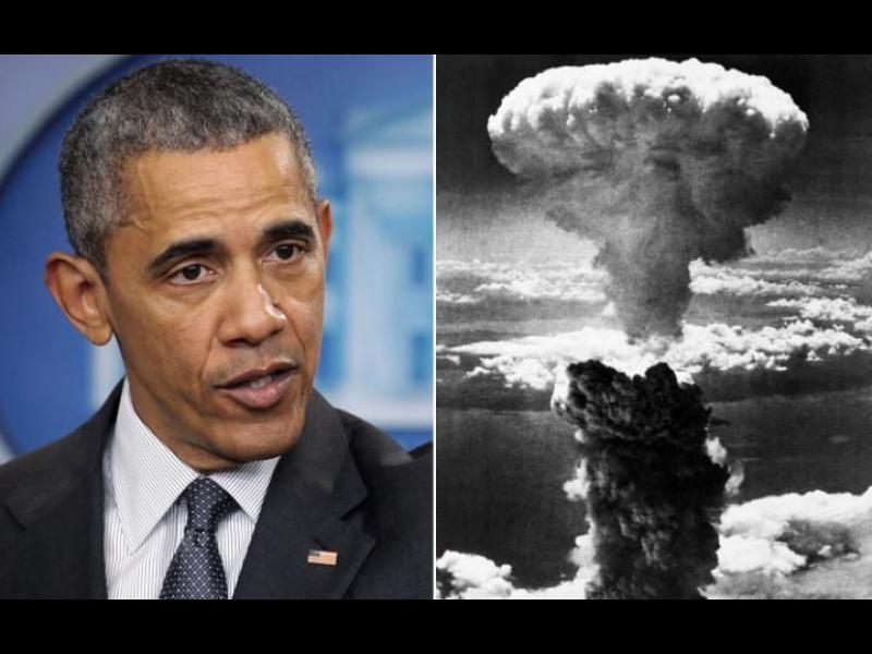 /ВИДЕО/ Обама направи историческо посещение в Хирошима - картинка 1