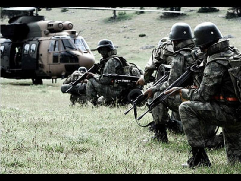 Турски командоси атакуваха в Сирия - картинка 1