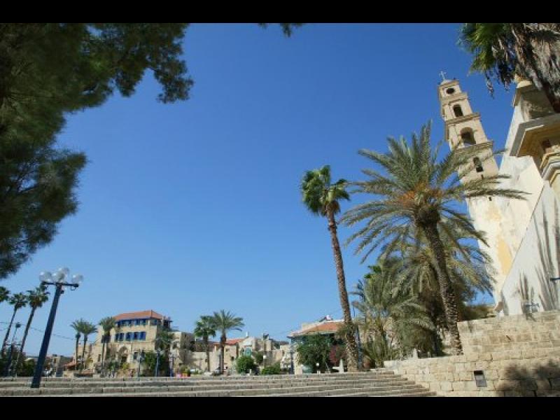 Яфо – градът на българските евреи