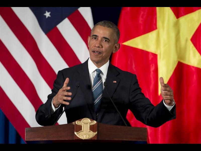 Обама вдига оръжейното ембарго срещу Виетнам - картинка 1