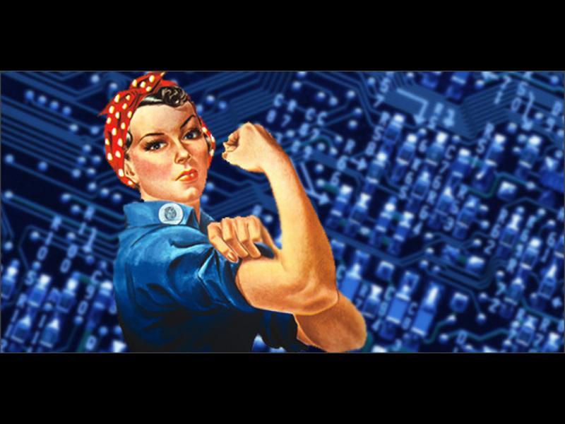 Жените хакери в света - картинка 1