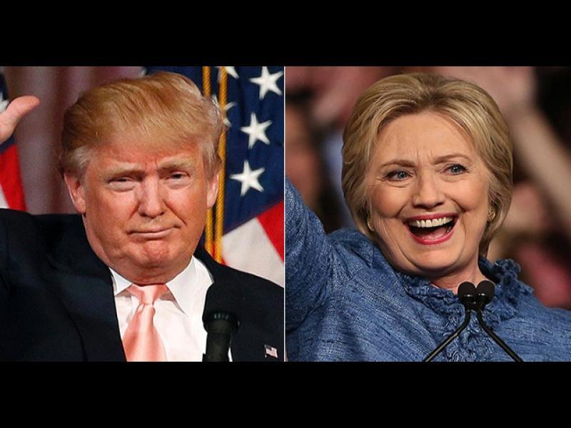 Америка разделена: Хилъри или Тръмп? - картинка 1