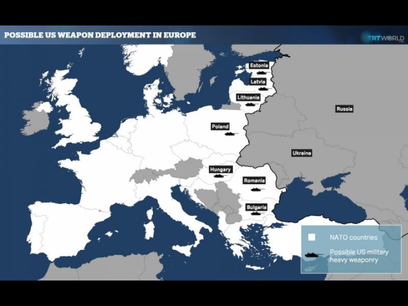 Startfor: България приема натовски войски, целта е Русия да бъде обкръжена - картинка 4