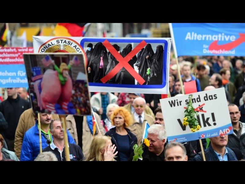Алтернатива за Германия забранява минаретата - картинка 1