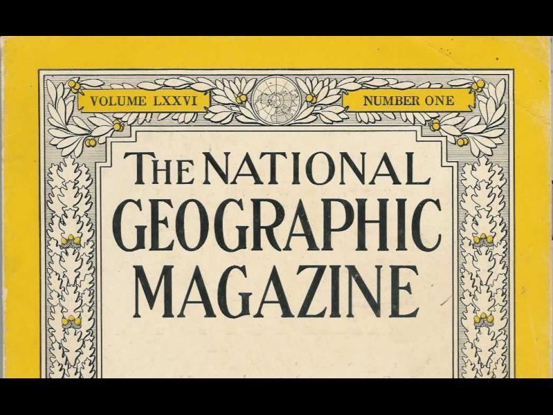 /СНИМКИ/ National Geographic преди 84 години показва красивата ни България - картинка 1