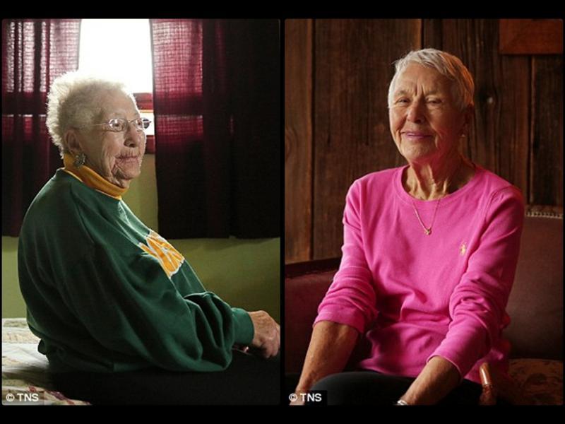 Запознанството на майка и дъщеря след 80 години - картинка 1