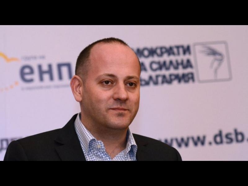 Радан Кънев: ГЕРБ живее от плашилото БСП - картинка 1