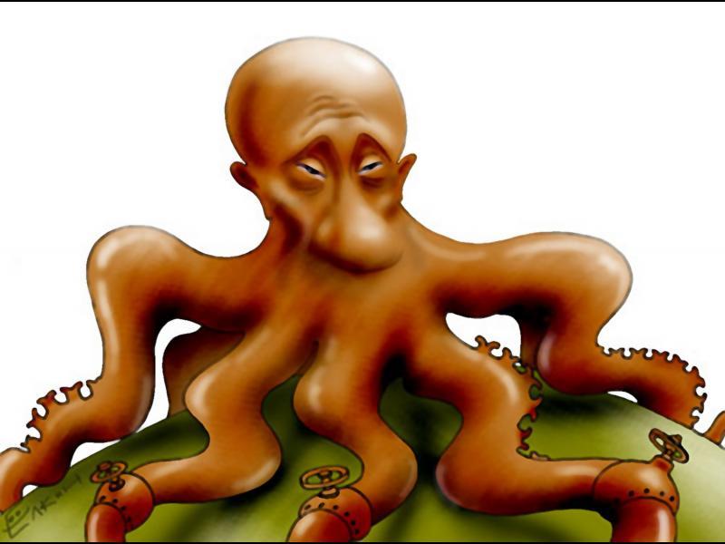 Путин извърши сериозни кадрови промени - картинка 1