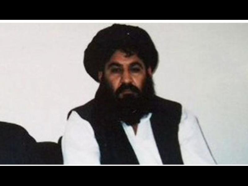 Лидерът на талибаните убит при нападение от САЩ - картинка 1