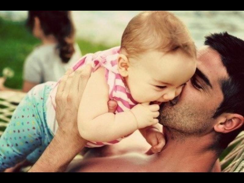 Прекрасни разговори между баща и дъщерите му