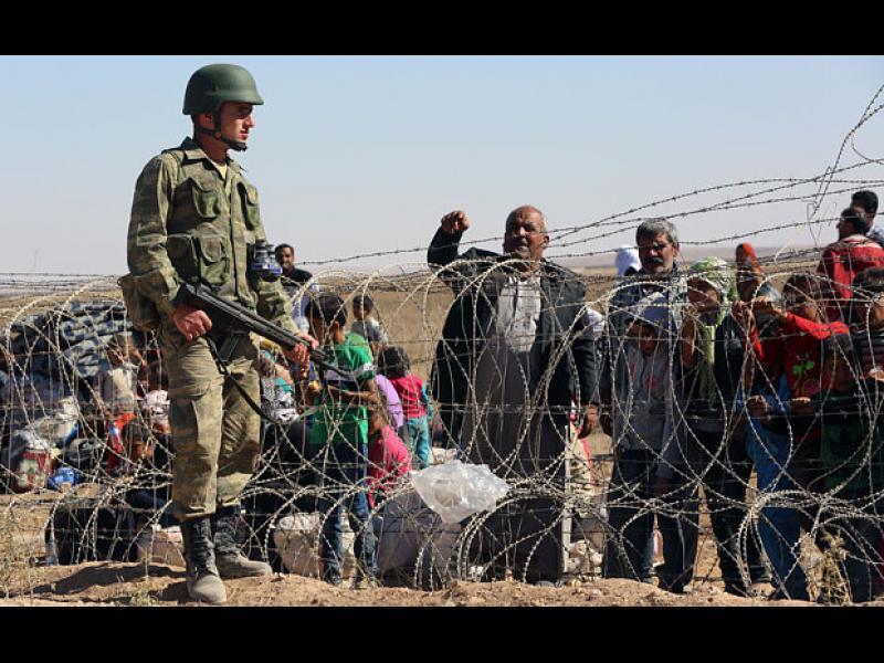 Хюман райтс уоч: Турски граничари продължават да стрелят по сирийски бежанци - картинка 1