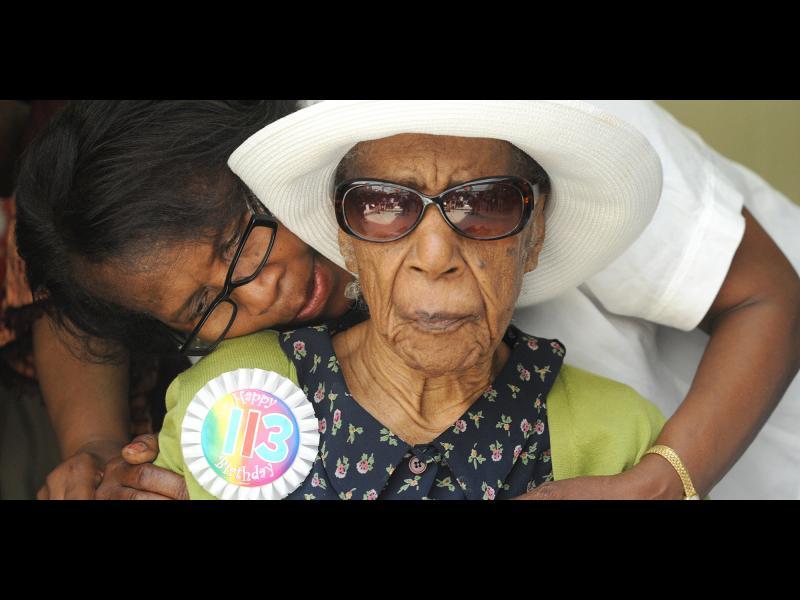 На 116 години почина най-възрастната жена в света - картинка 1