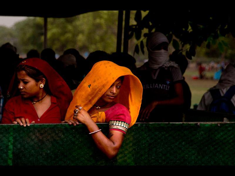 Индийски жени, продадени в Саудитска Арабия - картинка 1