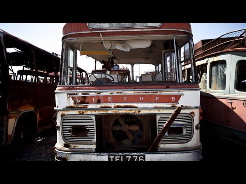 Кипър: Изоставени преди 42 години коли търсят собствениците си - картинка 4