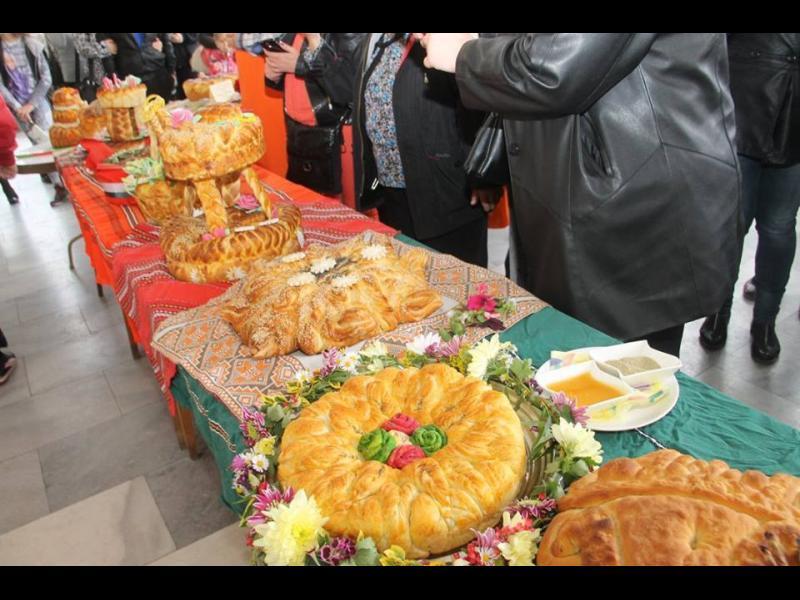 Италиански шеф готвач оцени питките на Фестивала на брашното - картинка 9
