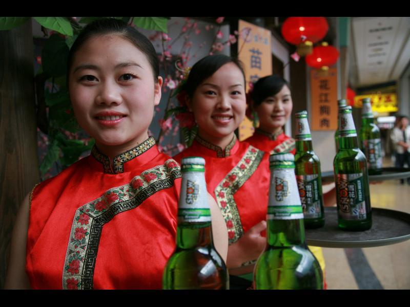 Бирата е изобретена в... Китай!