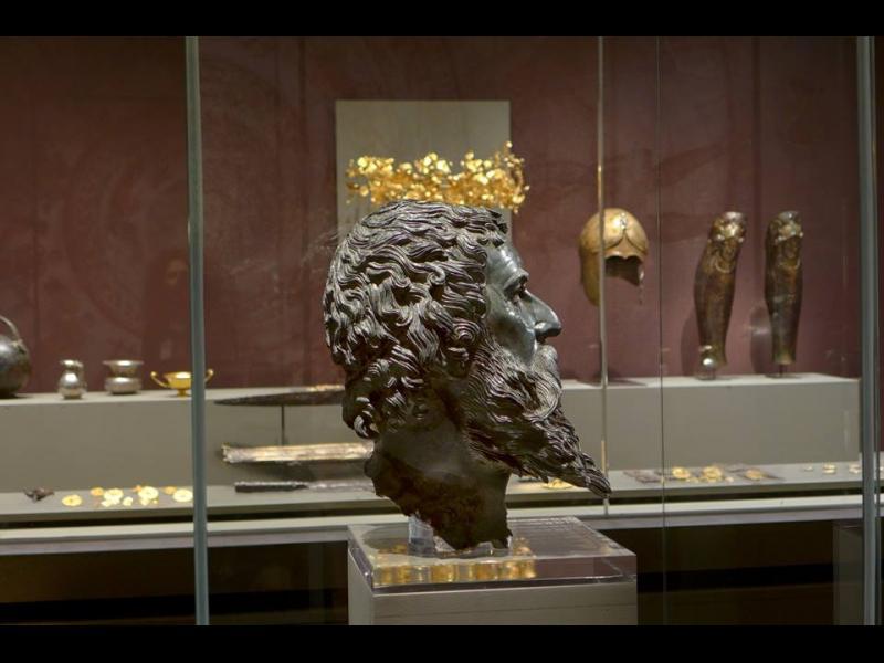 И Британският музей иска да покаже тракийските царе - картинка 1