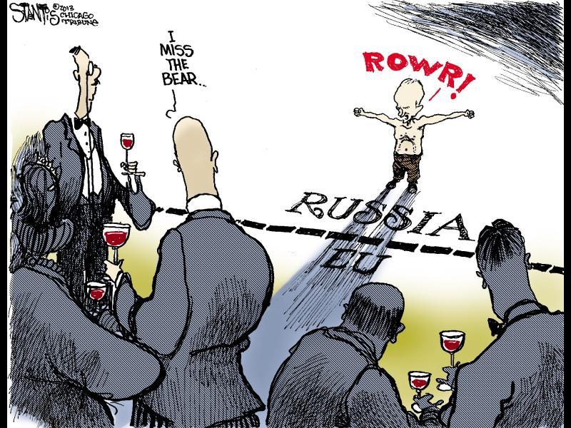 Путин гневен за противоракетния щит на САЩ - картинка 1