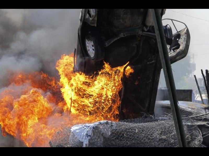 /ОБНОВЕНА!/ Кола бомба отне живота на 85 души в Багдад - картинка 1