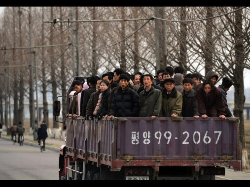 Севернокорейци на килограм - картинка 1