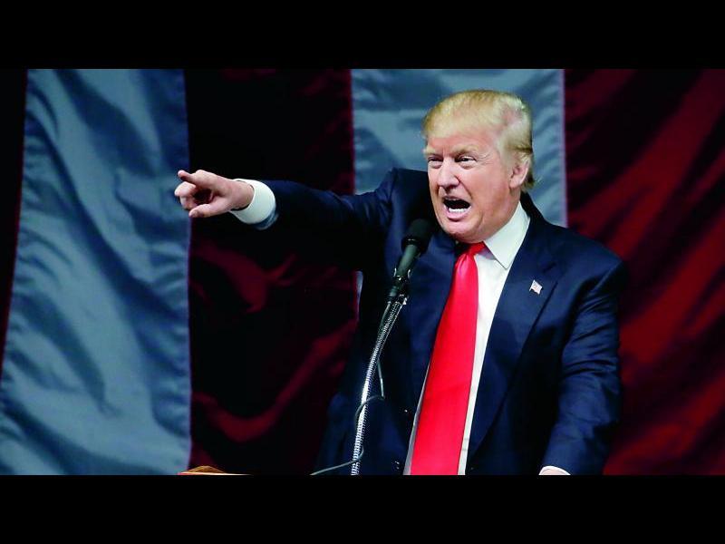 Тръмп направи завой спрямо мюсюлманите - картинка 1