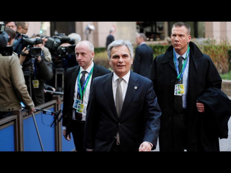 Австрийският канцлер хвърли оставка - картинка 1