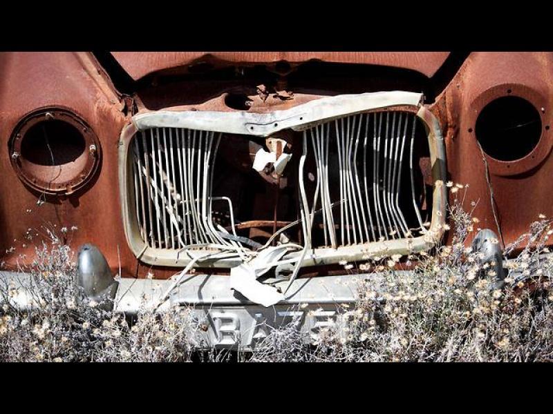 Кипър: Изоставени преди 42 години коли търсят собствениците си - картинка 6