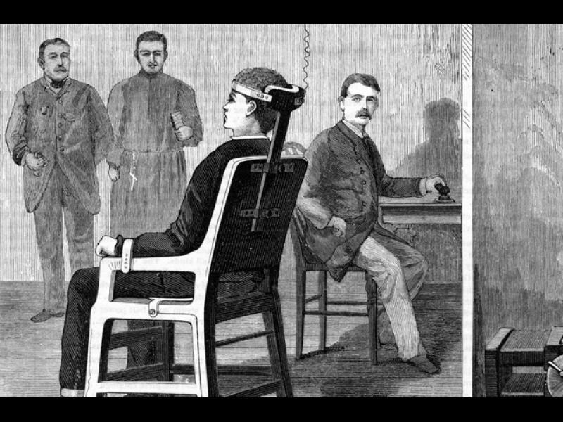 Осъденият на смърт идва! - картинка 1