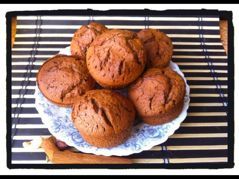 Домашна кухня: Шоколадови мъфини - картинка 1