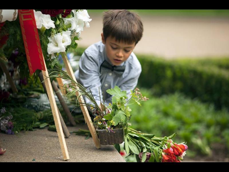 Момченцето, което не открадна цветята - картинка 1