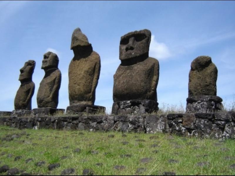 Световната мистерия: Великденският остров - картинка 1