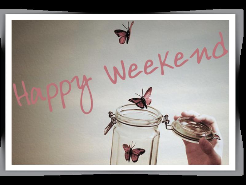 Цитати за любимо ни време от седмицата - уикендът!