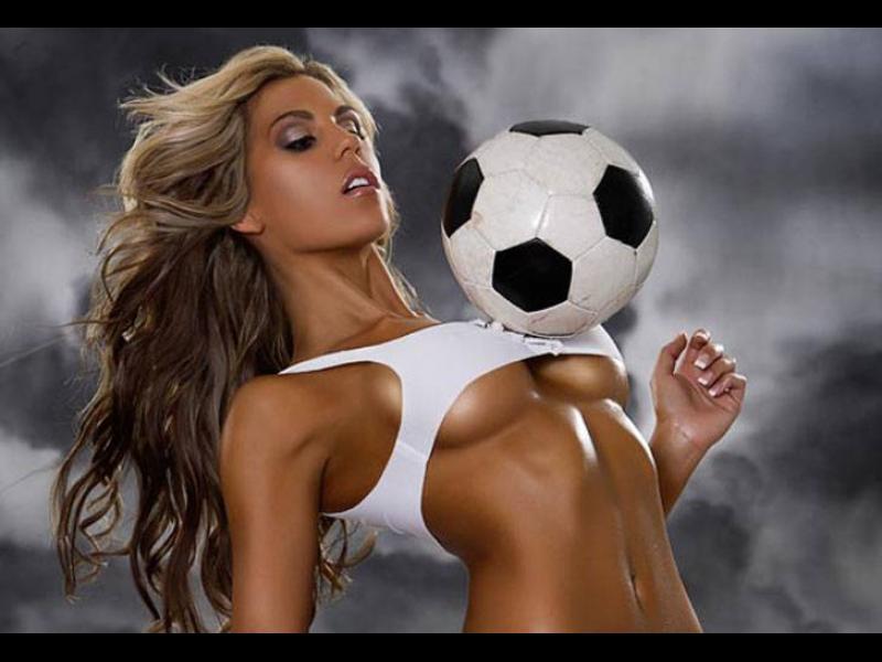 Футболът или сексът? Ах, че труден въпрос ...