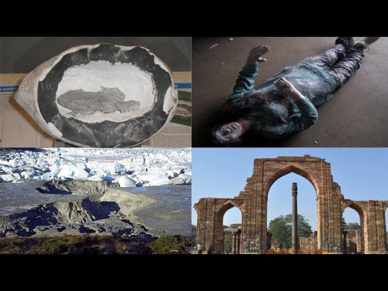5 от най-необясними неща на света