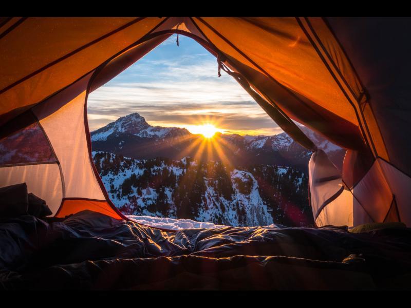 /СНИМКИ/ Неписаните правила на опитните планинари