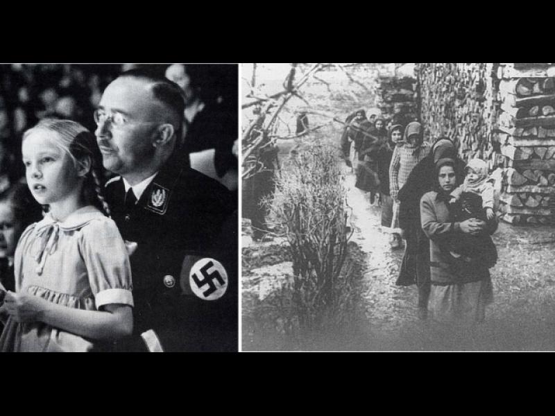 5 изключително зловещи истории, случили се по време на двете световни войни