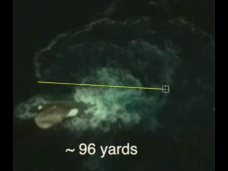 120-метрово чудовище край Антарктида