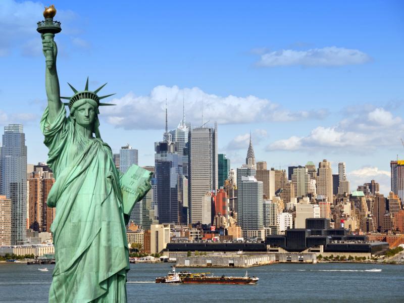 Как Свободата пристигна от Париж в Ню Йорк?