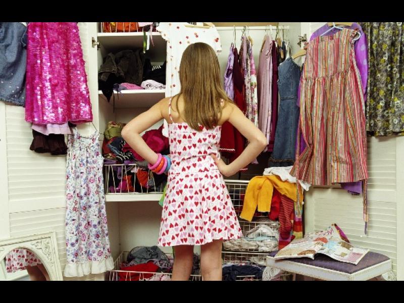 Kолко време е нужно на жените, за да решат какво да облекат?