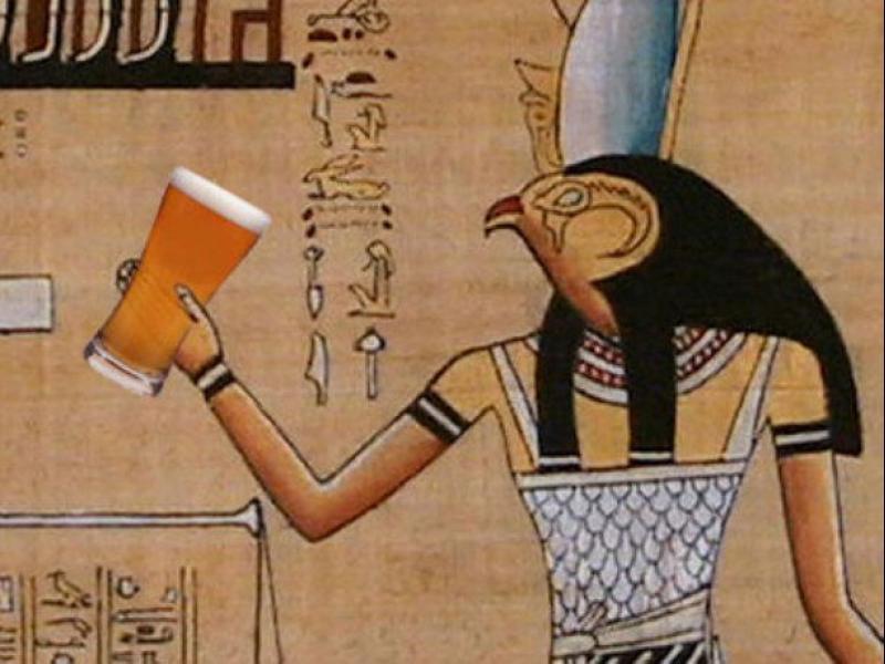 Преди 5000 години плащали на работниците с бира