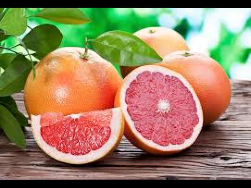 Грейпфрутът топи 5 кила за 12 дни