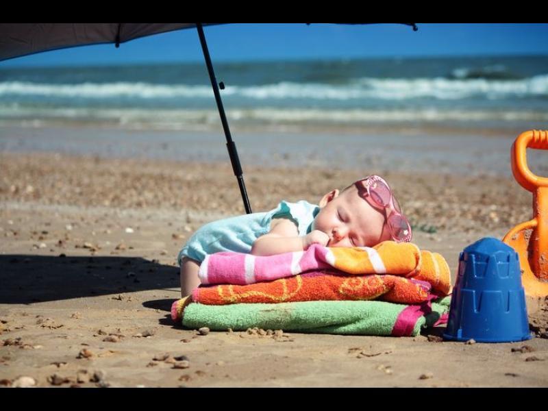 Готов ли е малкият бебок за море?