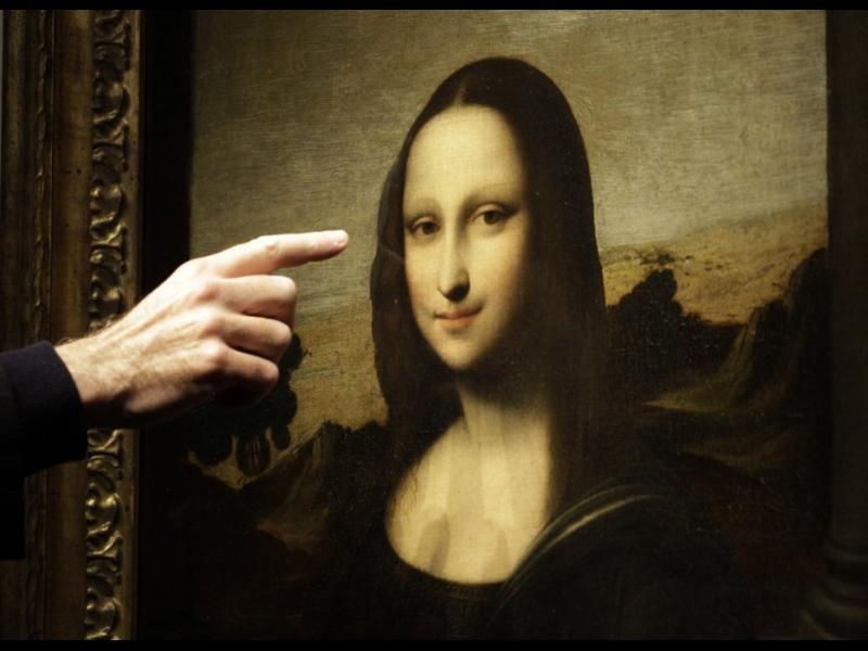10 известни картини със скрити послания