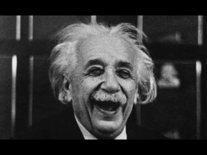 Остроумни цитати от Алберт Айнщайн