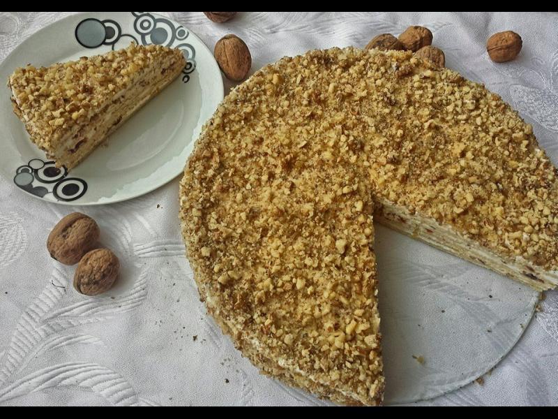 Домашна кухня: Френска селска торта