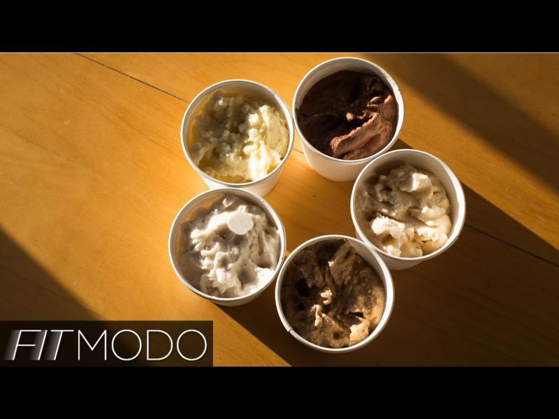 Ефектите от прочистваща диета със сладолед